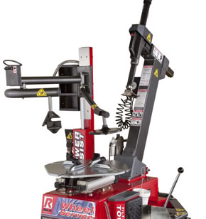 Ranger NEXTGEN Tire Changer Tilt Back Tower
