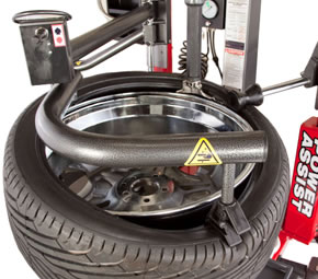 Ranger NEXTGEN Tire Changer Traveling Drop-Center Tool