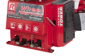 Ranger NEXTGEN Tire Changer Up Front Controls