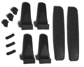 Ranger NEXTGEN Tire Changer Wheel Protector Kit