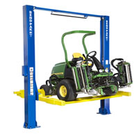 BendPak XPR-7R turf lift