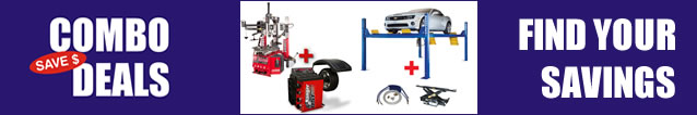 Combo deals on automotive equipment