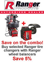 Ranger Tire Changer and Wheel Balancer Deal