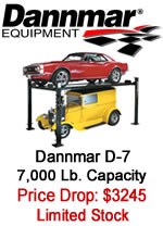 Bendpak Xpr 9 >> Canada's Automotive Equipment Source | Car Lifts | Garage ...