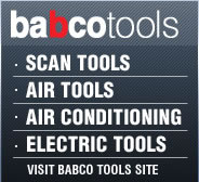 BabcoTools Save 30% on automotive tools