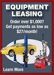 Equipment leasing from $27 per month